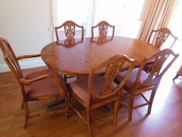Yew Dining Room Furniture Dining Chairs For Sale Dining Room