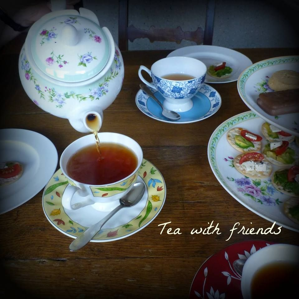 Tea with friends...Ashdene Crazy Tea Set available from http://www ...
