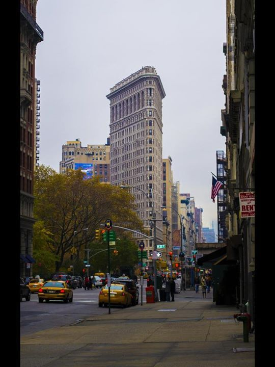 BBC Weather On Photos Building And Flatiron Building - Nyc bbc weather