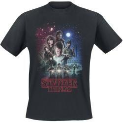 Photo of Stranger Things Retro Poster T-Shirt