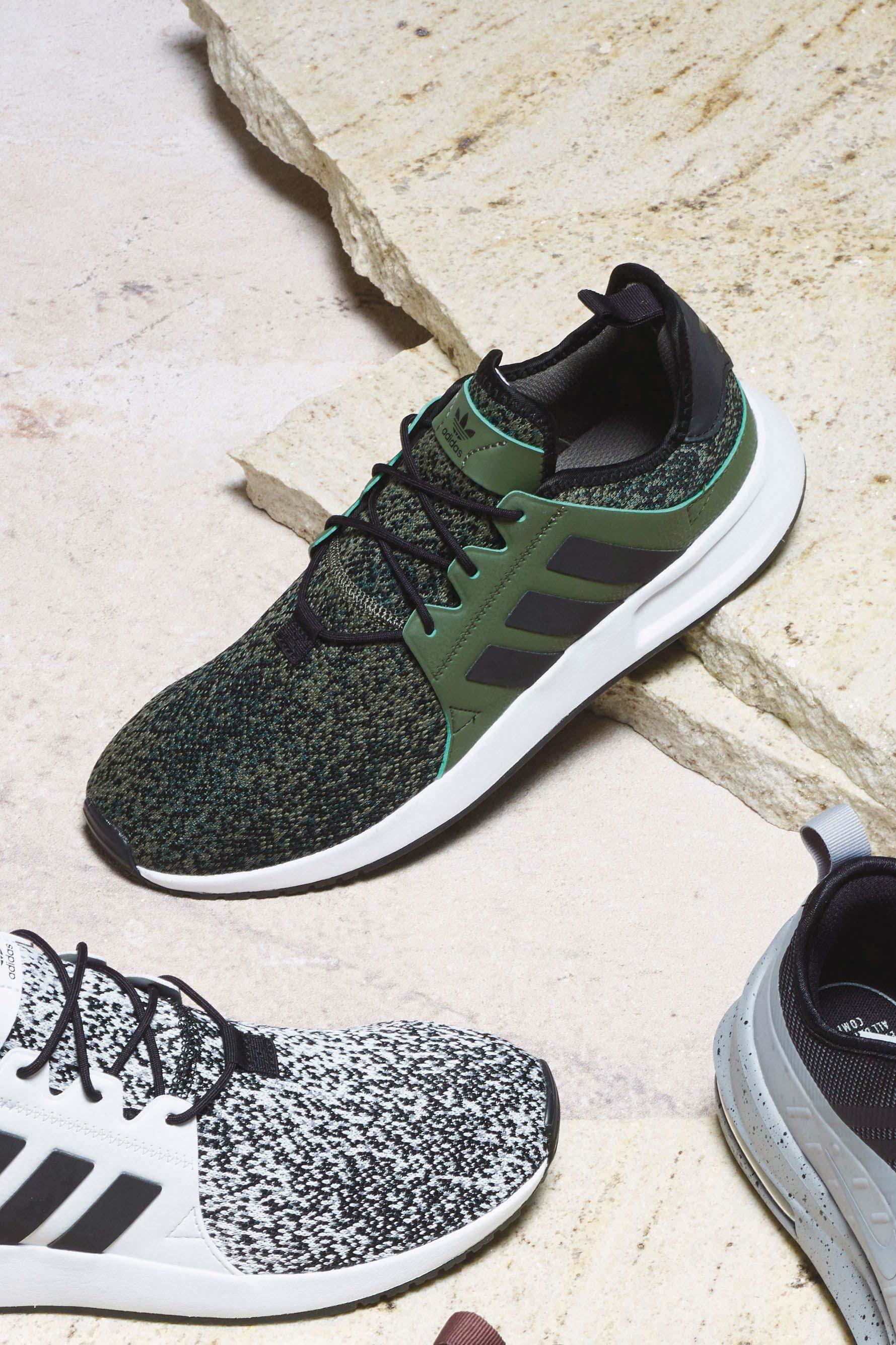 Mens adidas Originals XPLR - Green