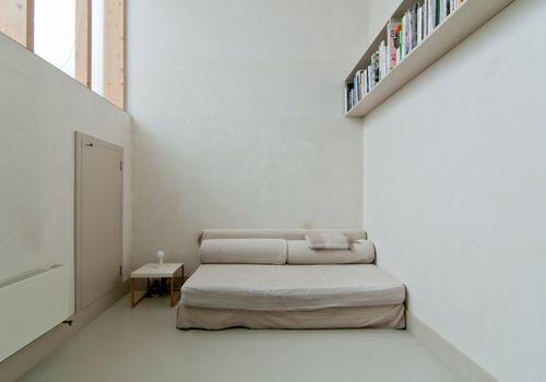 apiece apart dia day dress via creatures of comfort joão branco, apartment in coimbra,...