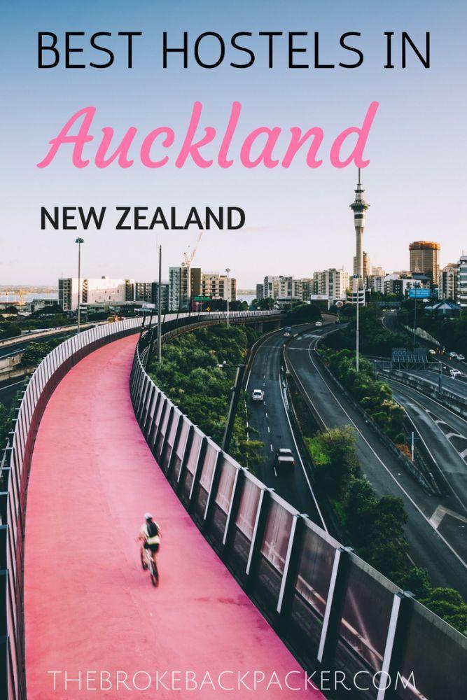 best hostels in Auckland