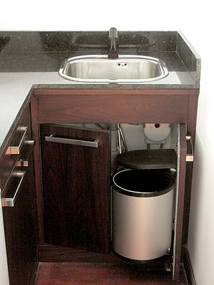 Undersink Trash Can With Lid, Wide Undersink Sliding Trash Can, Lowes Trash  Can With Lid Undersink Mount, Undersink Closed Trash Can .