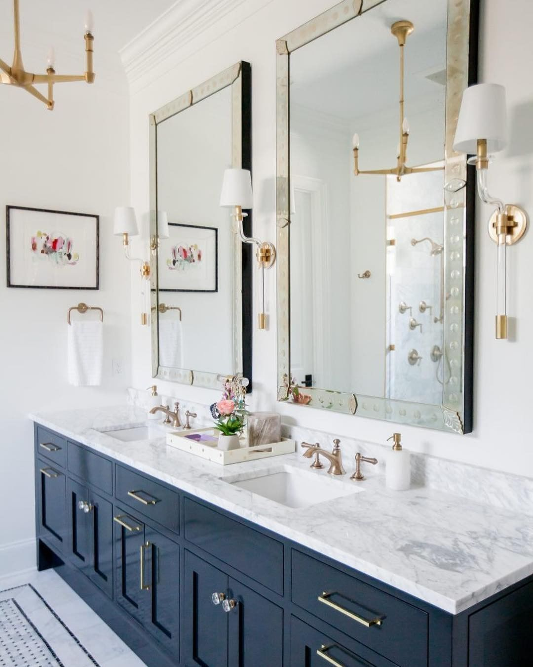 Here are the 12 Design Tips to Make a Small Bathroom Better from 1. Install a c images