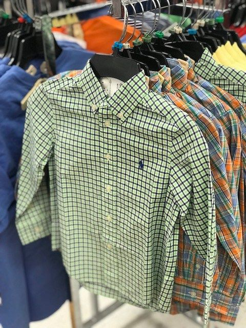 Dear Son, I thought of you today. I was walking through the store, looking at clothes for your sister, when this shirt caught my eye. It was size four, the perfect fit if you were alive today.