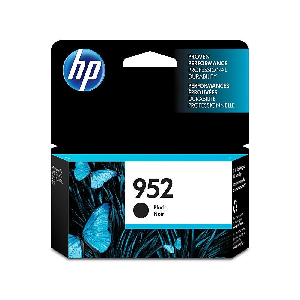 Hp 952 Black Ink Cartridge 8514546 Black Ink Cartridge