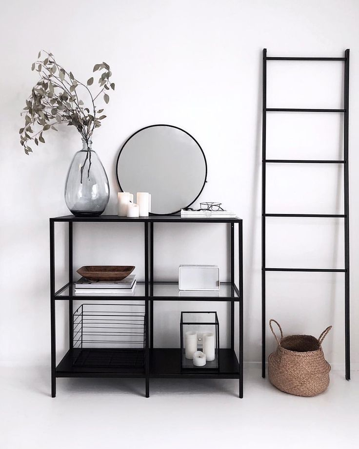 "��� �������� on Instagram: ""• S h e l f i e • • • My favourite shelf! The @ikea_australia Vittsjo shelf. Goodnight Australia. • • • #juthamatpartner #today #love…"""