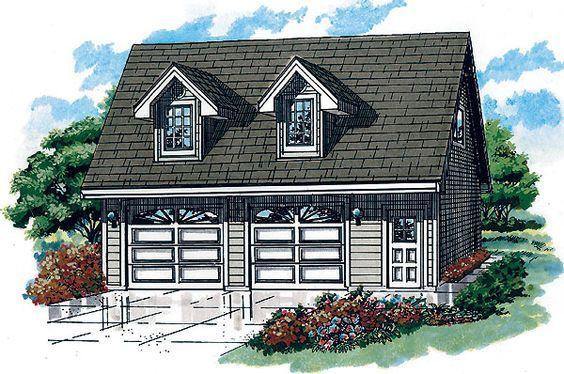 garage plan chp 25240 at coolhouseplans com garage ideas