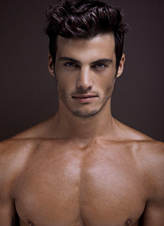 Hot guys full face