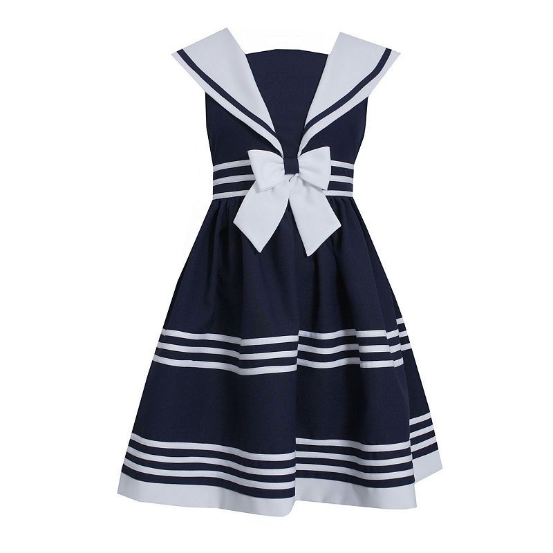 a53d6067f1ec Bonnie Jean Sailor Dress - Girls 7-16 and Plus in 2019 | Products ...