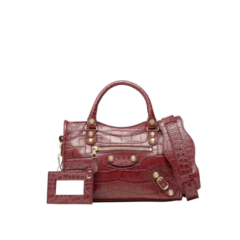 8cc6c300351b Balenciaga Giant Croc Print Handbags for Women - Discover the latest  collection at the official Balenciaga online store.