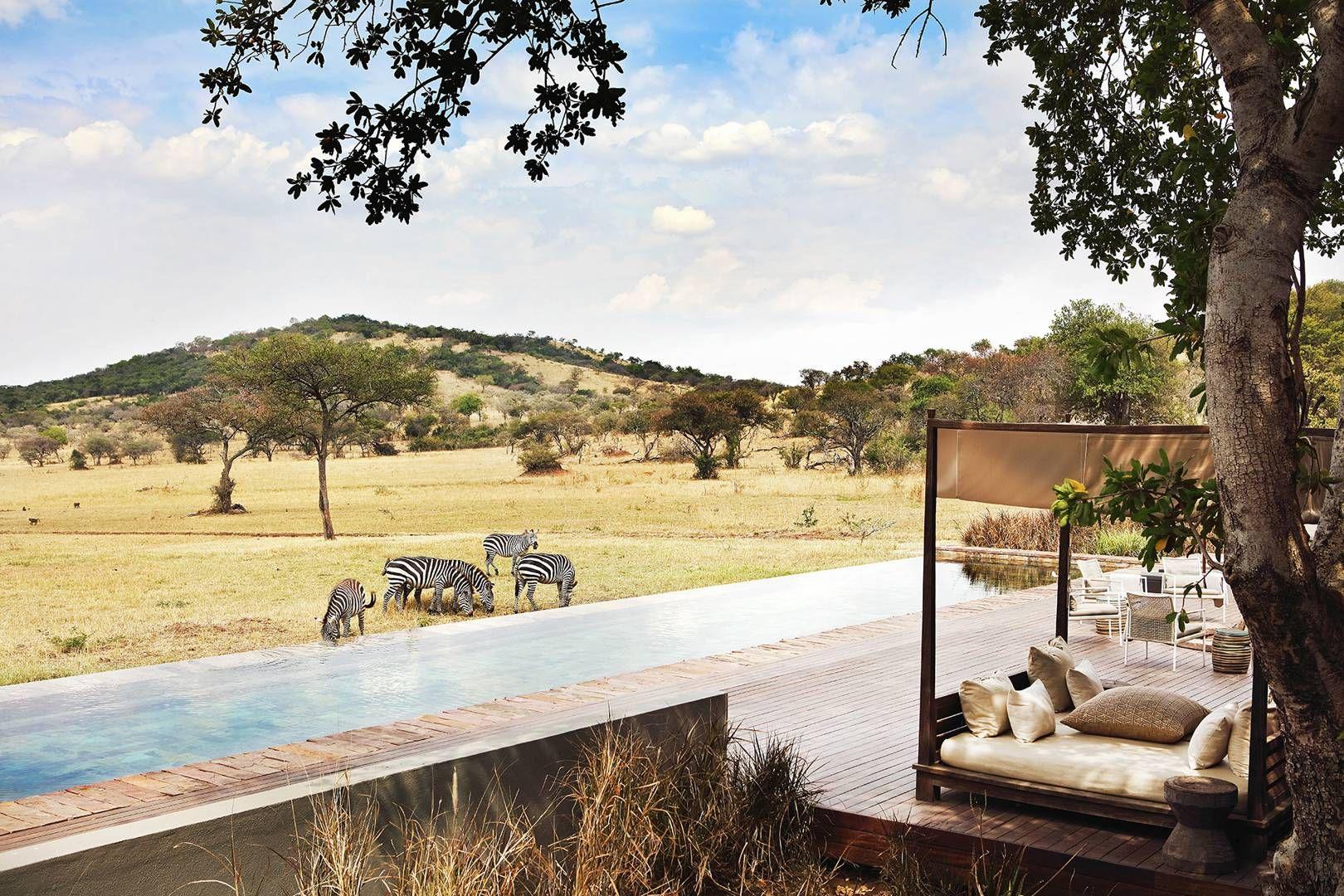 Destinations Tatler's Travel Editor Is Dreaming Of: Singita Grumeti Reserve, Tanzania