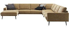 Modernit Carlton-sohvat - Laatua BoConceptilta- Malli on kiva, väri saisi olla joku muu - kallis.