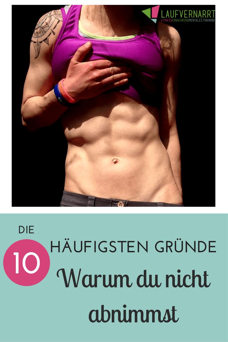 Warum nehme ich nicht ab? 10 Gründe für ausbleibenden Gewichtsverlust - Laufvernarrt   - Frauen & Fi...