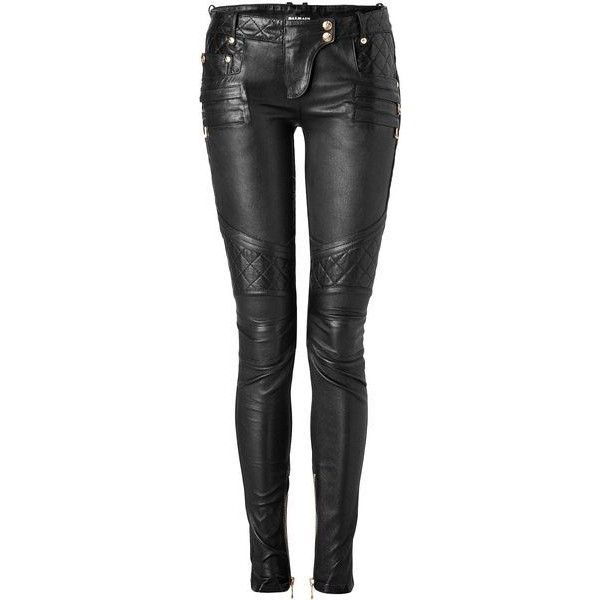 Pinterest ❤ liked on Polyvore featuring pants, bottoms, jeans, steampunk, trousers and balmain