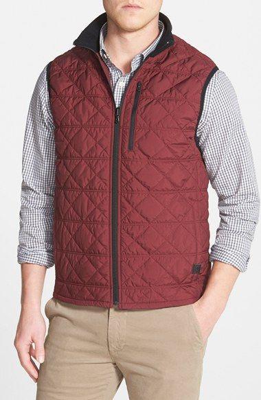 Swiss 'matterhorn' online Victorinox Front Zip Vest Quilted Army® 6f64dq