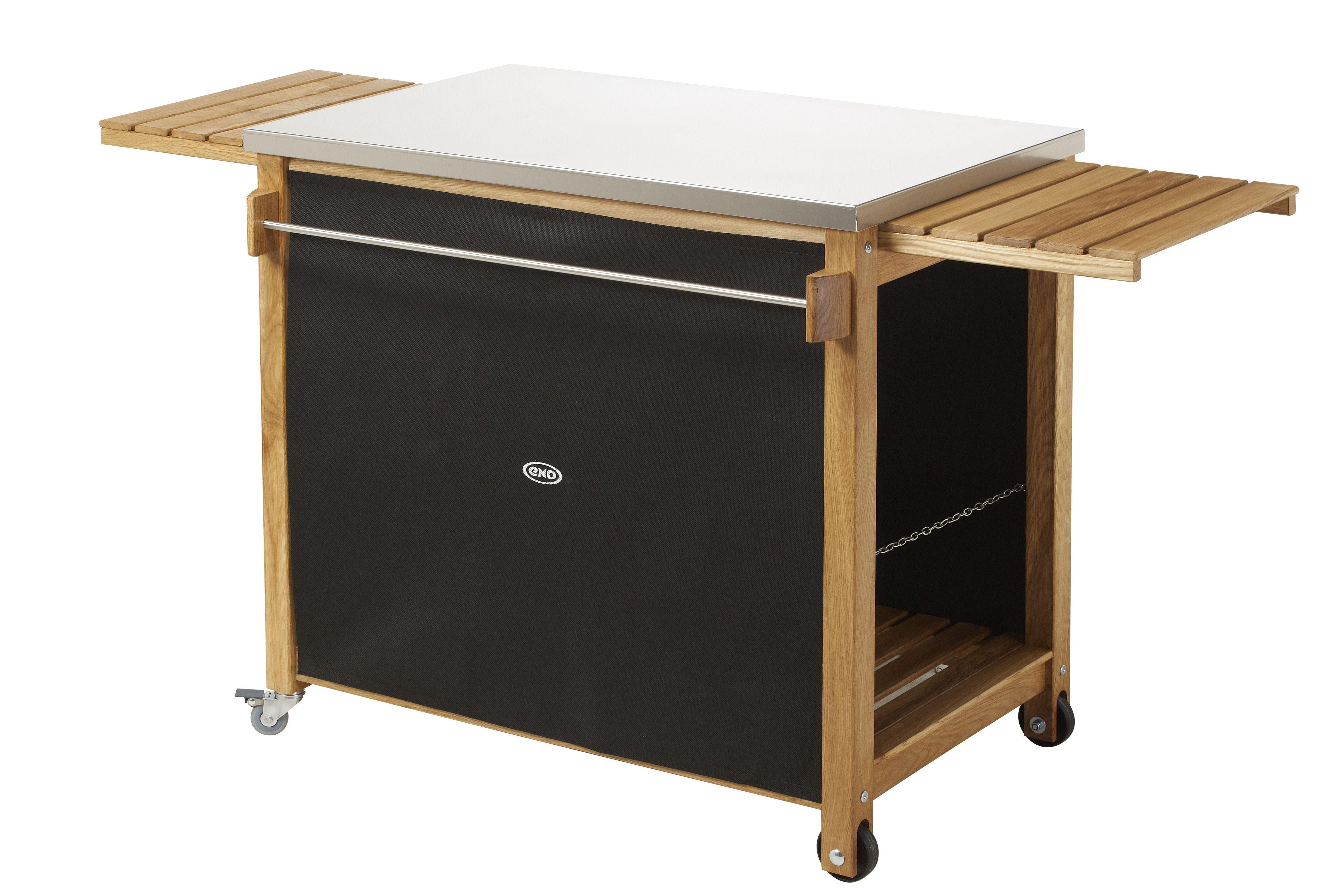 gamme 2016 desserte la plancha bois et inox compatible pour toutes les planchas eno bois. Black Bedroom Furniture Sets. Home Design Ideas