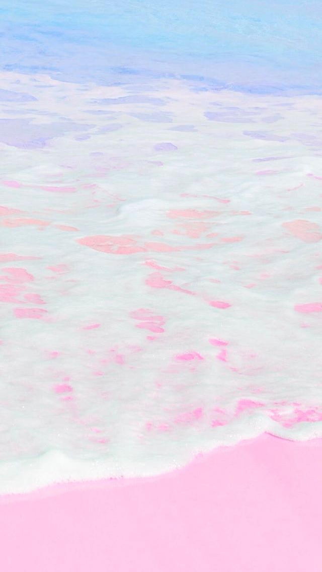 Matt Crump Photography Iphone Wallpaper Pastel Beach Ocean