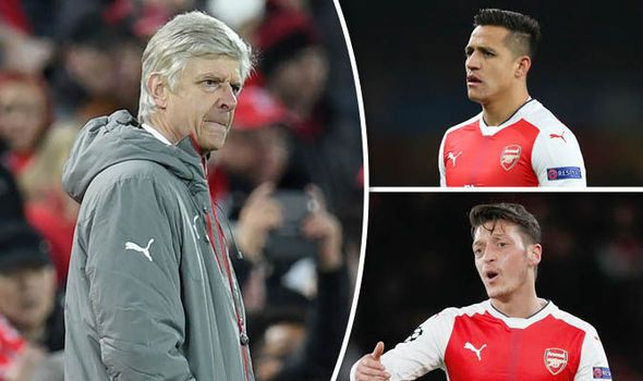 Arsenal transfer special: The 10 most likely stars to leave the Emirates this summer   via Arsenal FC - Latest news gossip and videos http://ift.tt/2mL8VsC  Arsenal FC - Latest news gossip and videos IFTTT