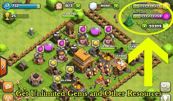 clash of clans v7.200.13 mod apk