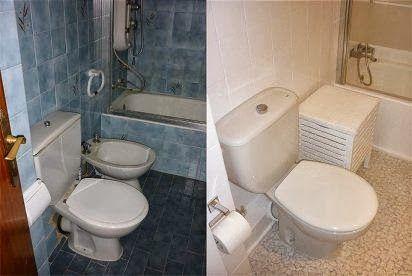 Renueva tu ba o sin hacer obras decoracion de interiotes - Hacer cuarto de bano ...