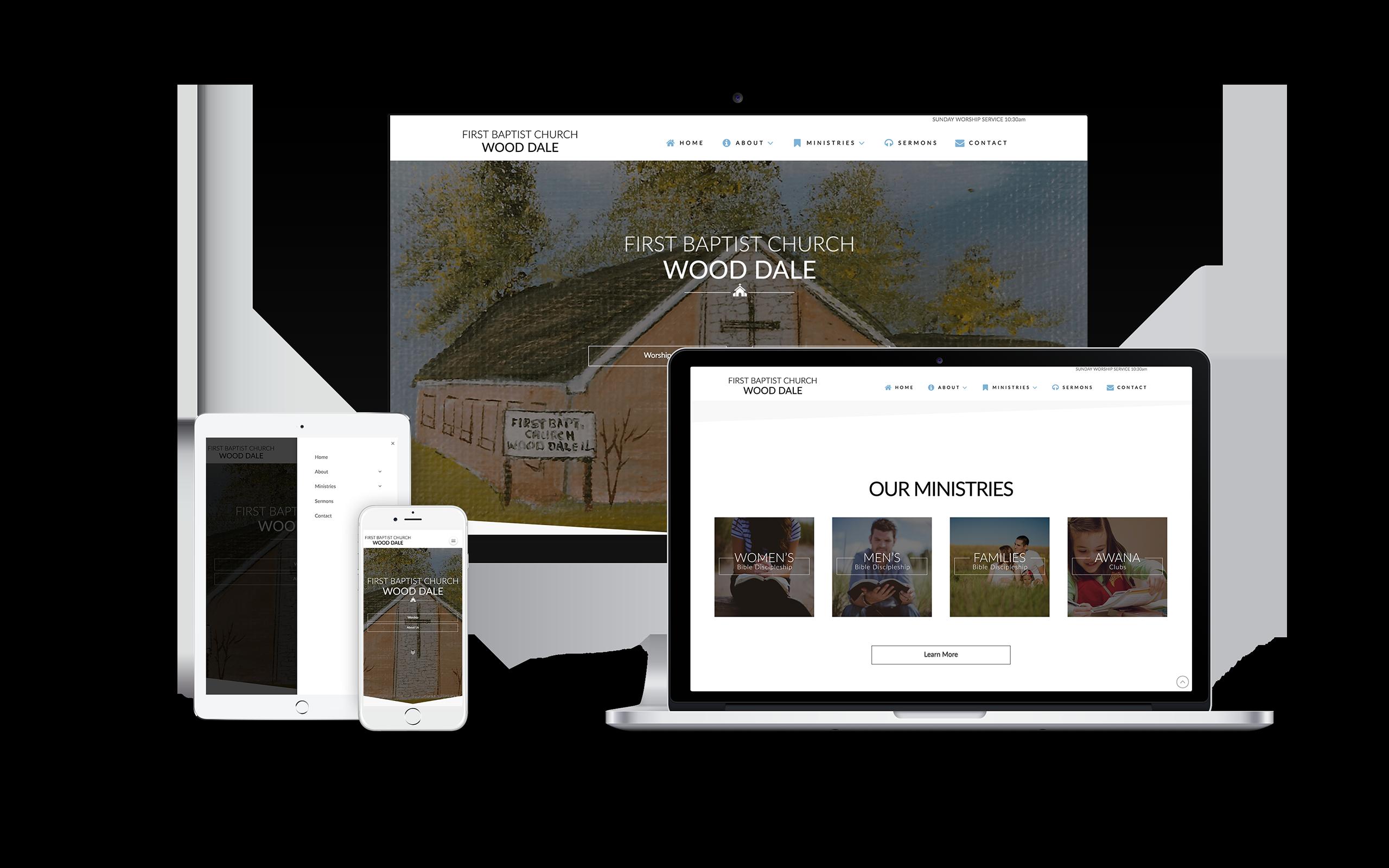Embark website