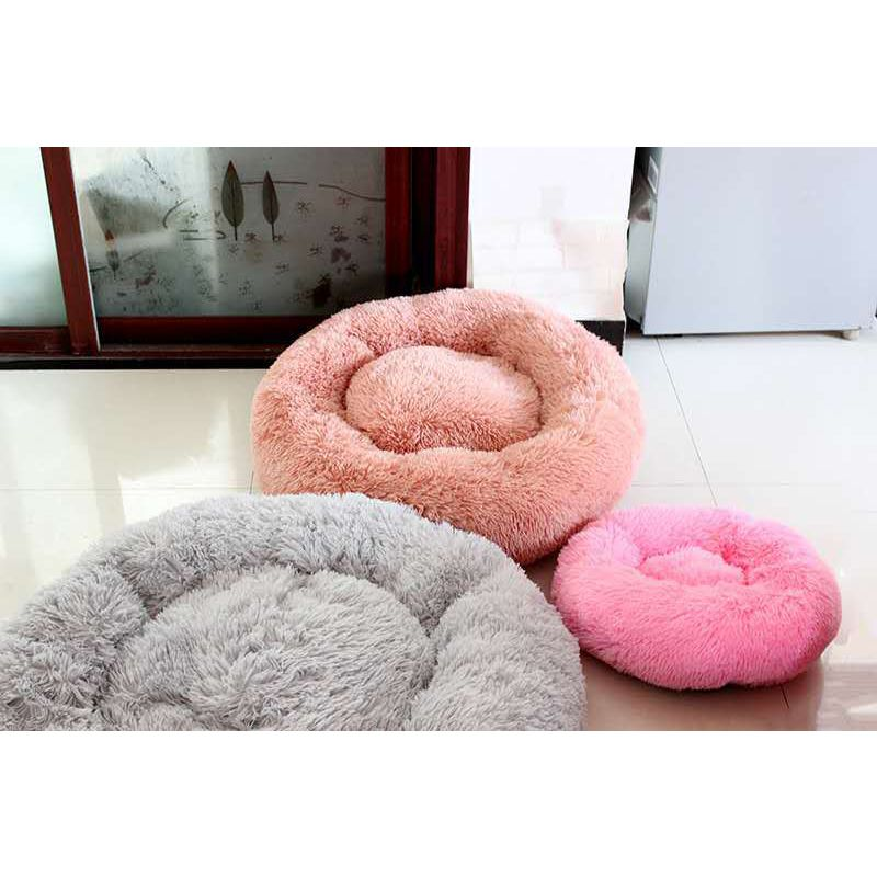 Comfy Calming Dog Cat Bed Rockcoo With Images Cat Bed Dog
