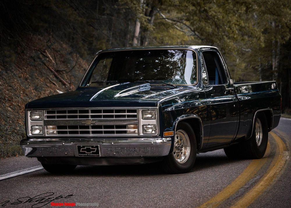 1985 Chevrolet C10 Pro Street 1985 Chevy C10 21k Original