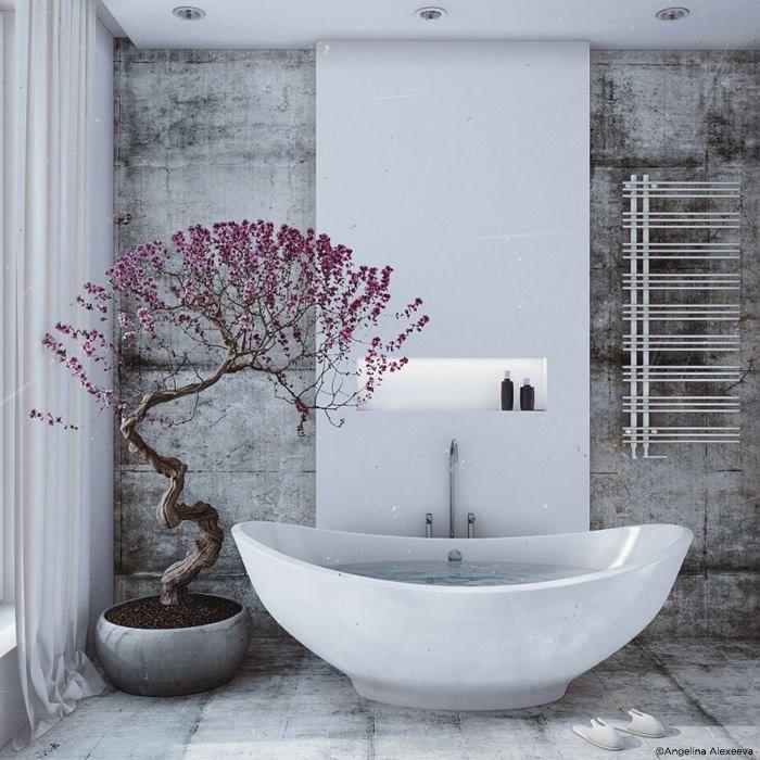 beautiful in it\'s simplicity   Bathrooms   Pinterest   Tubs, Bath ...