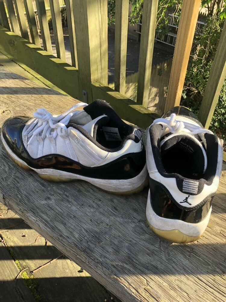 best website cf9cd 6f684 Jordan 11 low concord size 10.5 AND Air Jordan 2 Radio Raheem size 10   fashion  clothing  shoes  accessories  mensshoes  athleticshoes (ebay link)