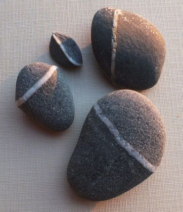 What is a wishing rock? It's a rock with a single perfectly