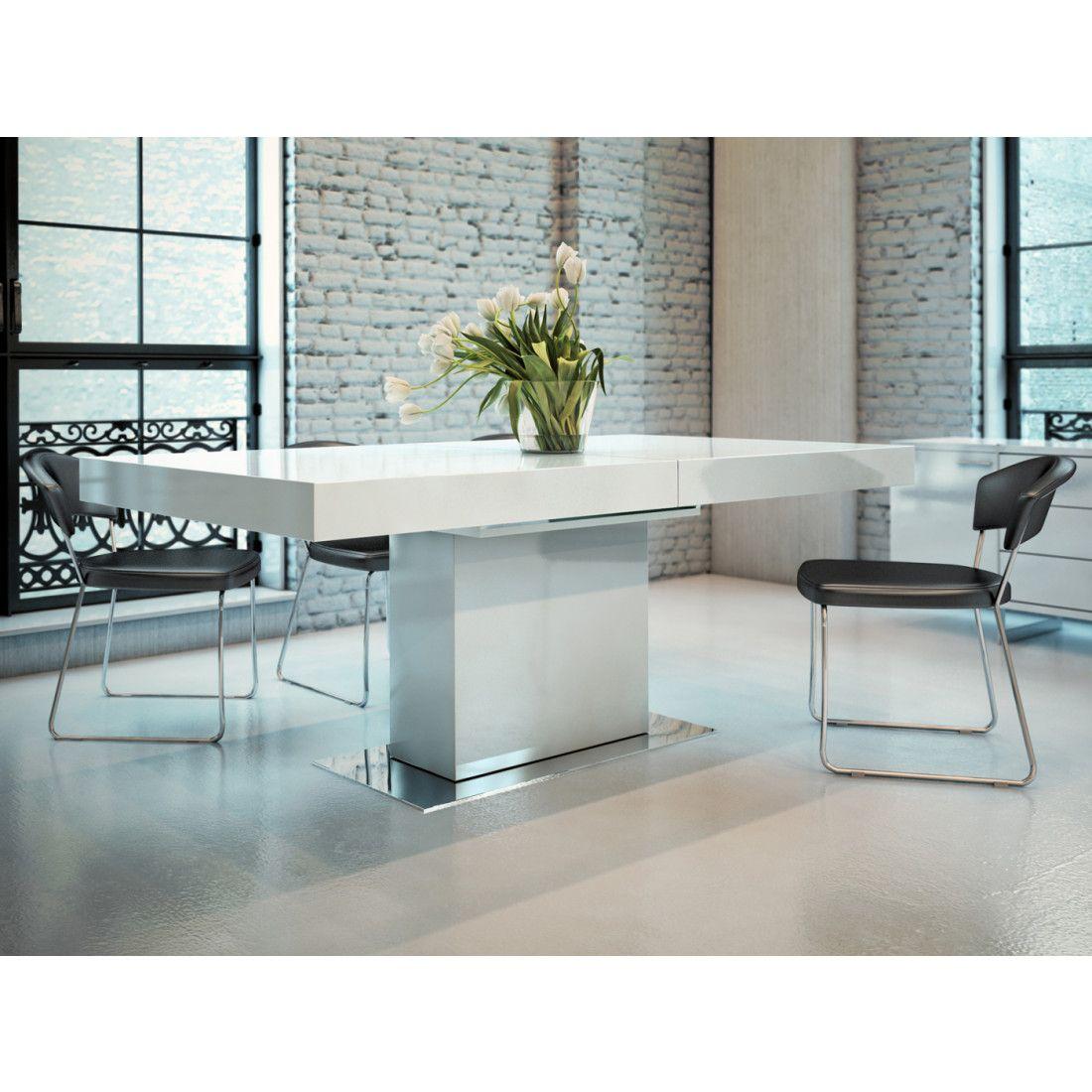 astor dining table in wenge modernhomedecor http www