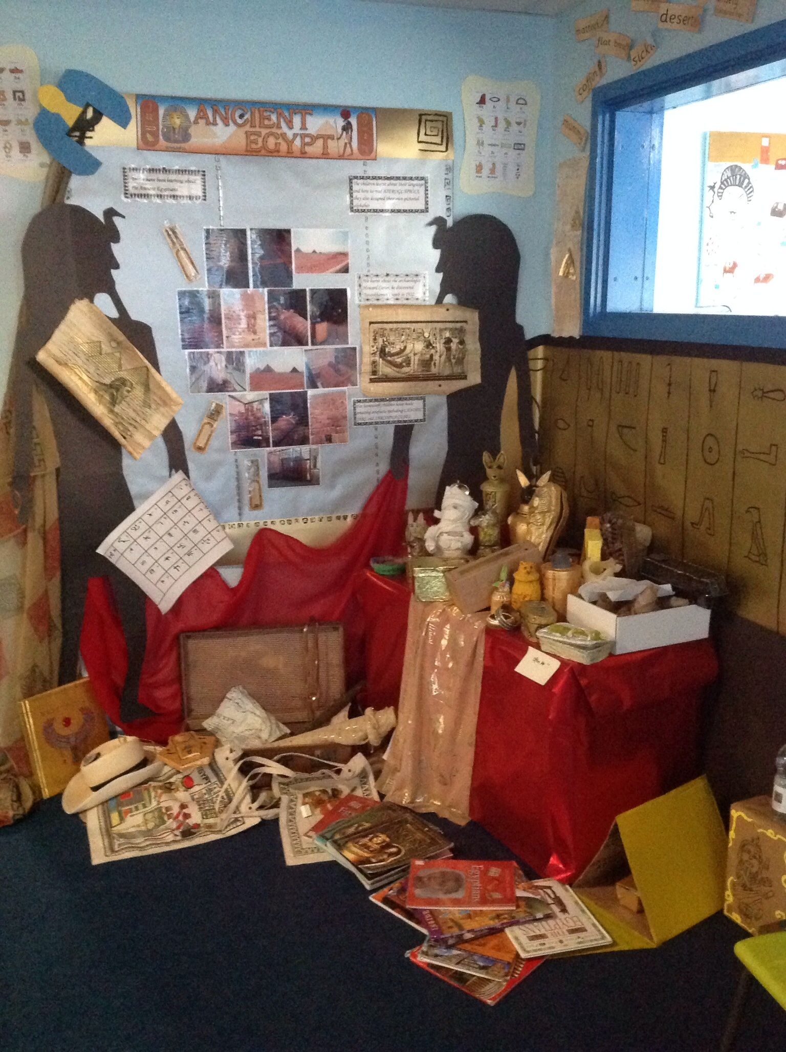 Egyptian Display Year 4