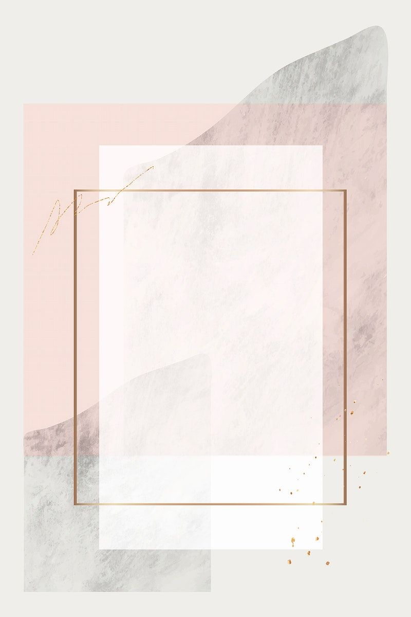Download premium vector of Blank rectangle frame design vector by Toon about gold frame, frame background, Pink white blank rectangle frame, product background, and background 1220329