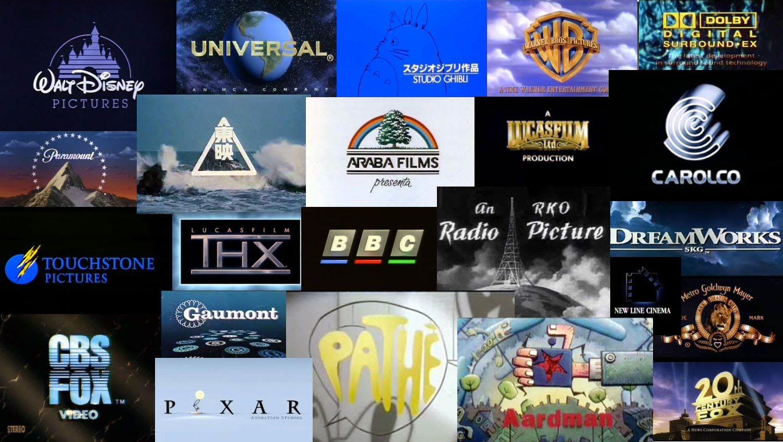 LOGOS Compilation Film Companies - YouTube