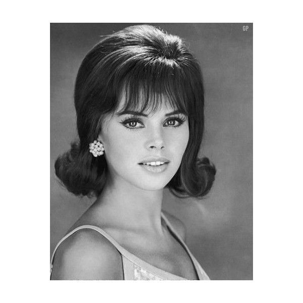 Hair Style Years 60s 70s Girls Women Hairdo 1960 1970 Found On Polyvore 1960 Hairstyles 1960s Hair Retro Hairstyles