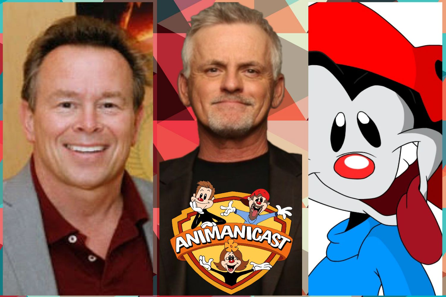 Animanicast 63a with Animaniacs Creator Tom Ruegger & Rob