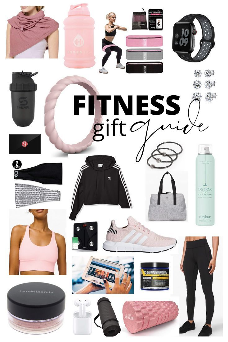 Have a fitness fanatic friend in your life and need gift ideas? Here are 25 absolutely must-have ite...