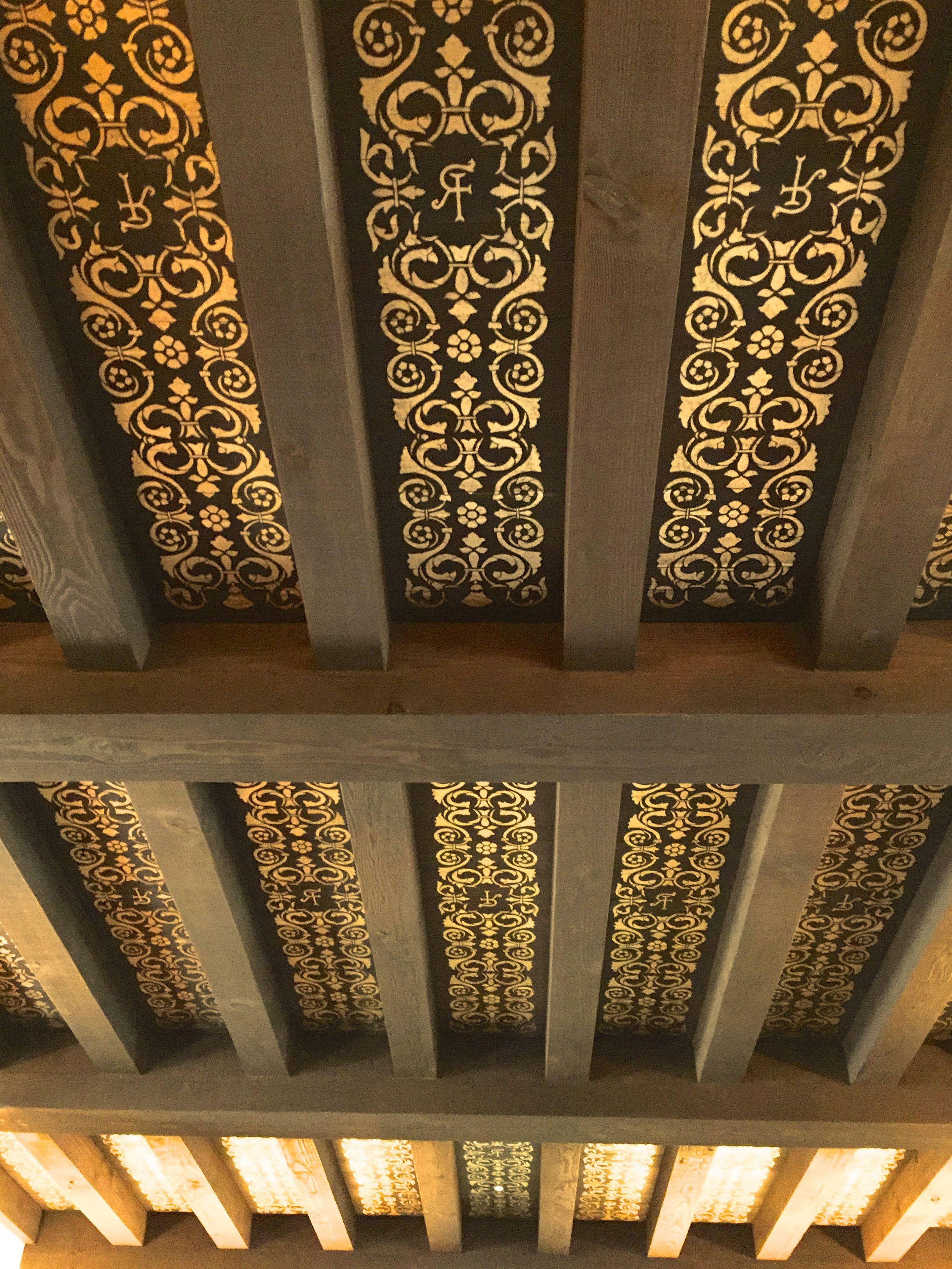 interior galery designs decorative ceiling beams ceilings saveenlarge elitflat ideas