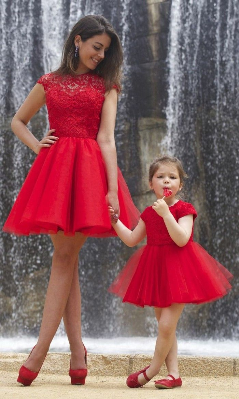 ▷ 1001+ Ideen für rotes Kleid - welche Schuhe zu wählen | Pinterest ...