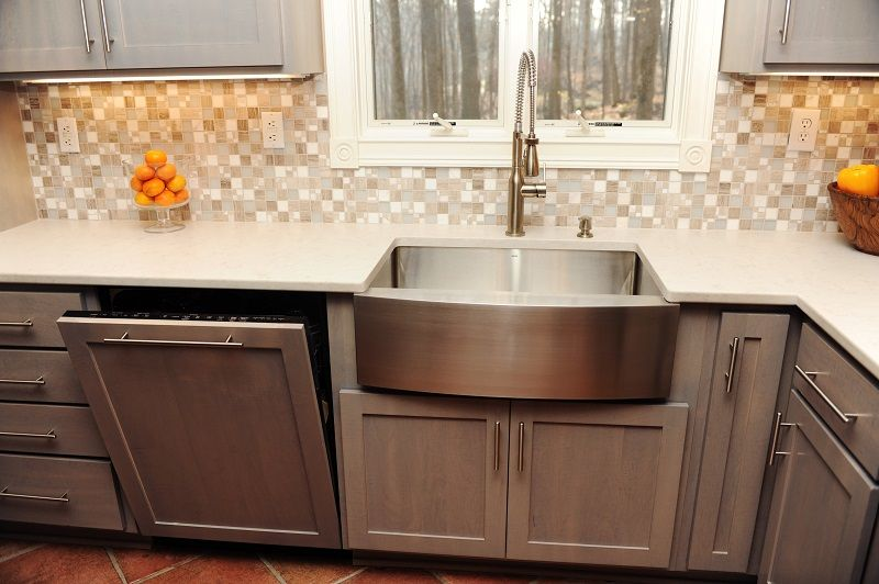 Kitchen Re-do: Cabinets Make a HUGE Difference!