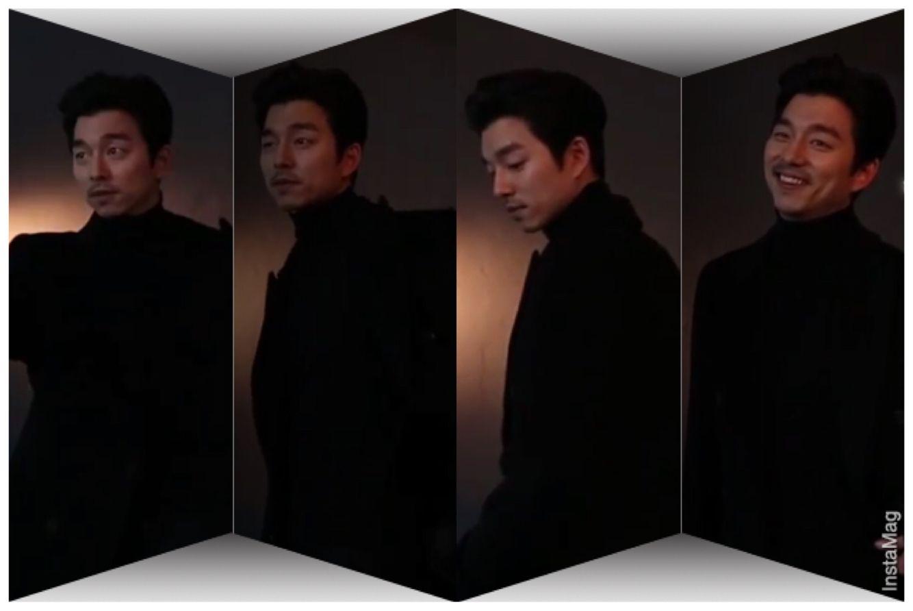 Gong Yoo , magazine M photoshooting