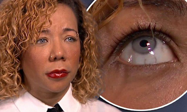 tiny harris defends eye implants after changing colour to ice grey - Eye Color Change Surgery Before And After