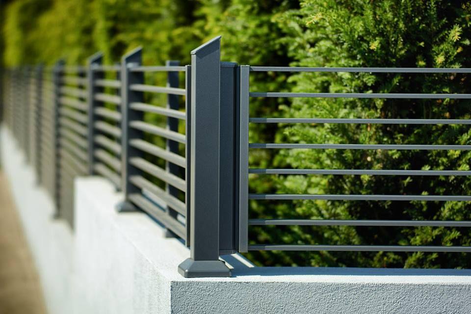Ein Zaun von ZAUNZAR ist ein Unikat, das perfekt zu Ihrem Haus und - gartenzaun modern metall