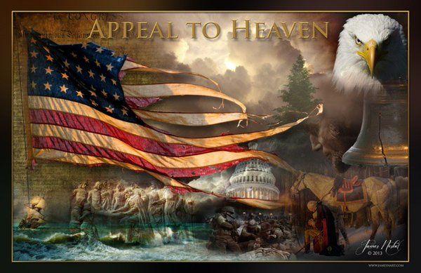 Pin by Heidi PARKER on America | Prophetic art, Art, Heaven