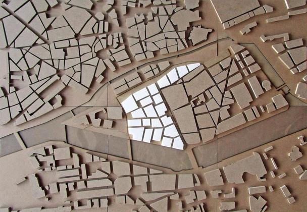 Institut der Stadtbaukunst – Ein Forum für Architektur und Städtebau #urbaneanalyse