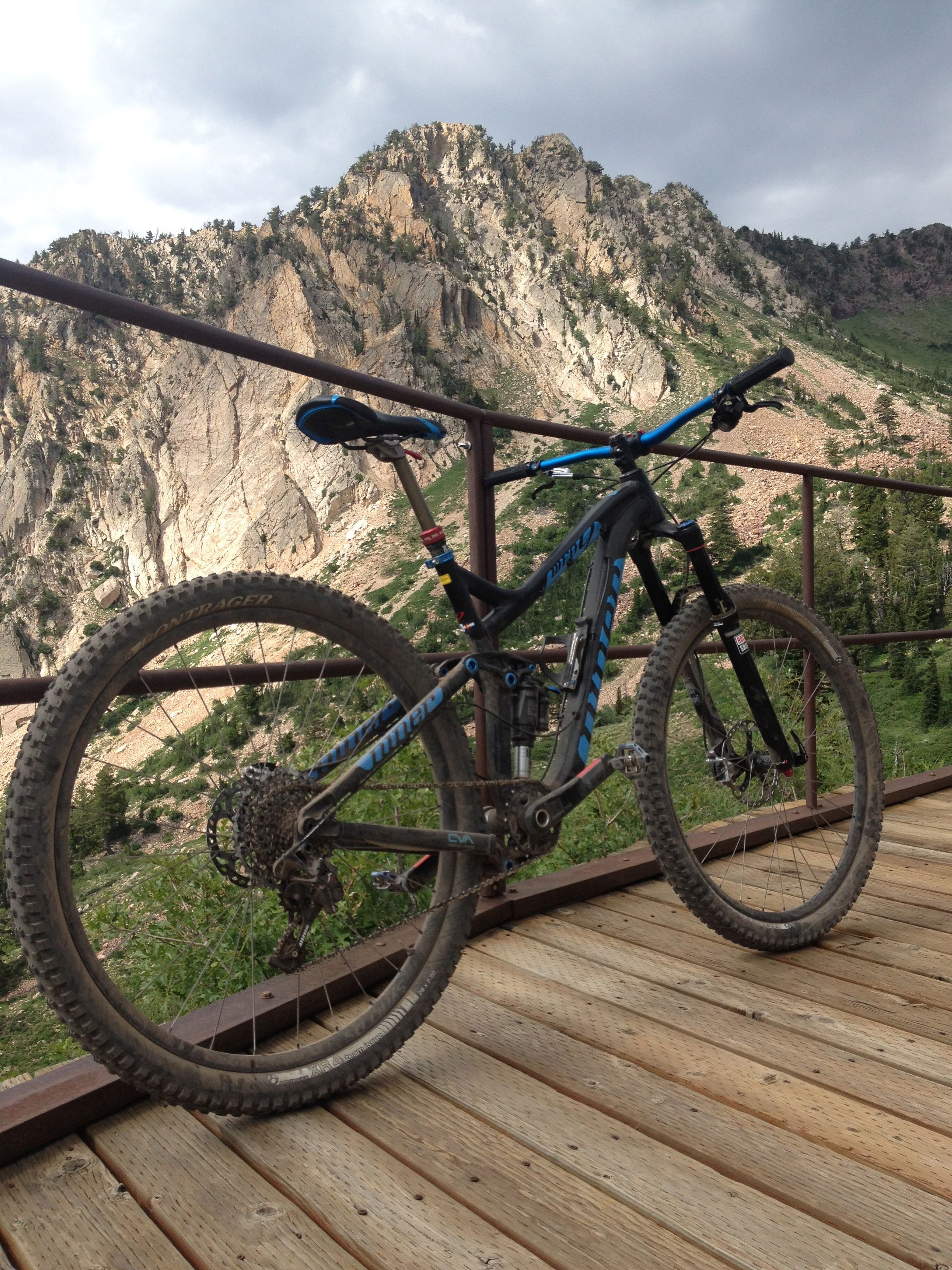 Niner WFO look out Snow Basin Utah…..