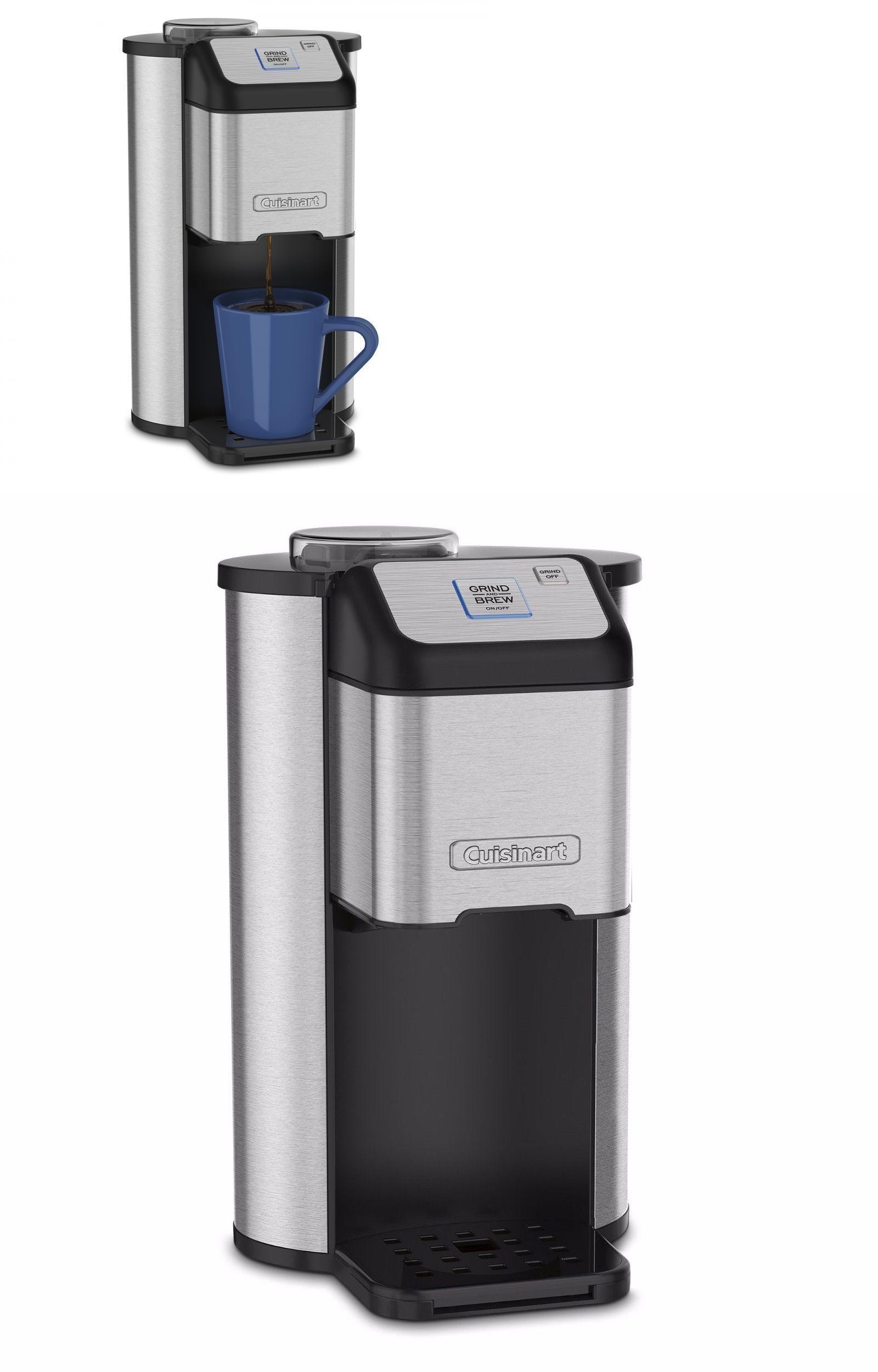Small Kitchen Appliances Single Serve Coffee Maker