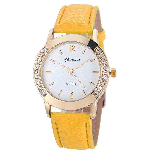Brand Ladies Quartz-watch